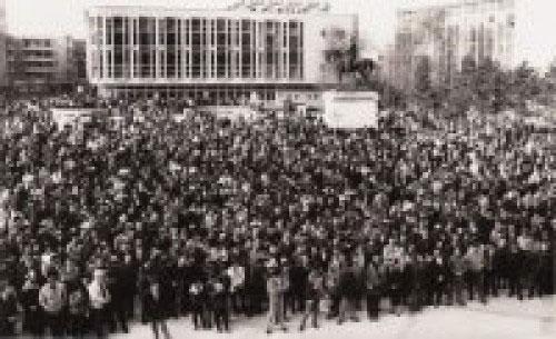 Tulcea, radiată de pe harta Revoluţiei din decembrie 1989!