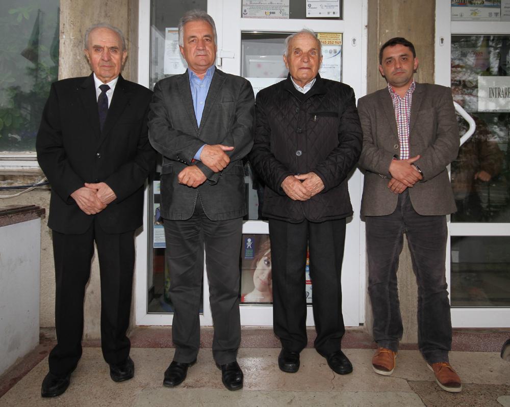 Ieri, Constantin Hogea şi-a depus candidatura la Primăria municipiului