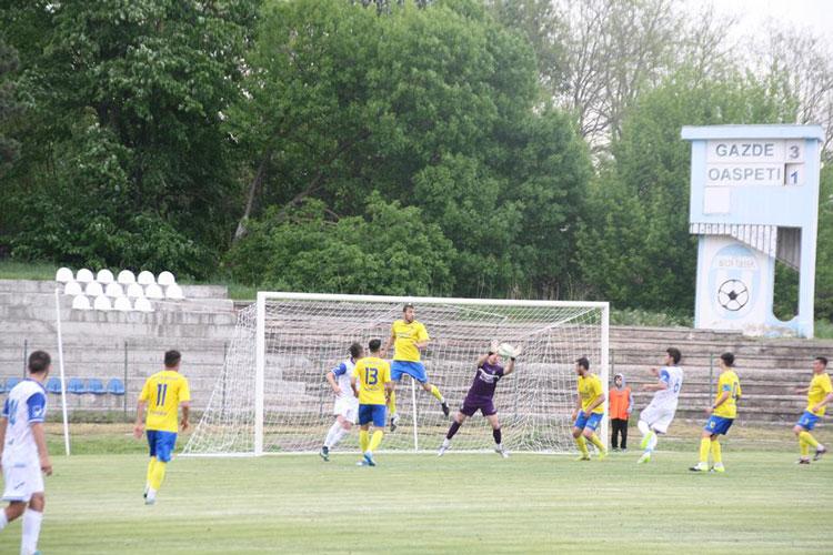 FC Delta Dobrogea, victorie cu Unirea Slobozia