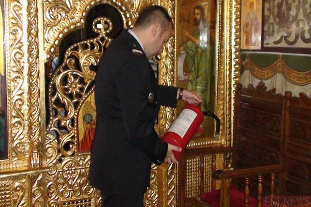 ISU Tulcea a luat cu asalt bisericile: 24 sancţiuni în ultima lună!