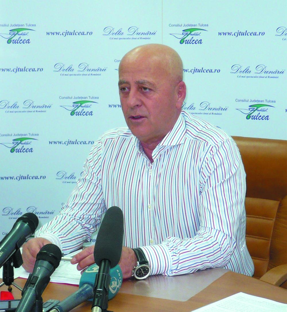 """""""Premierul României este un determinat susţinător al Deltei Dunării"""""""