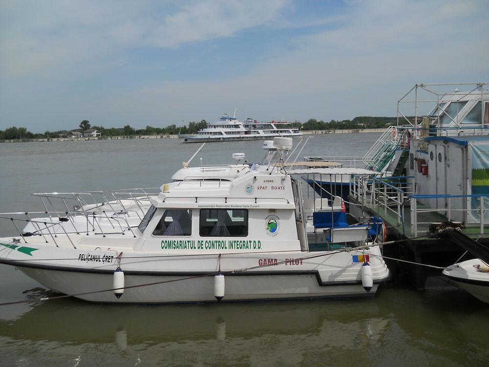 Administraţia Rezervaţiei Biosfera Delta Dunării, plângere penală împotriva Poliţiei de Frontieră