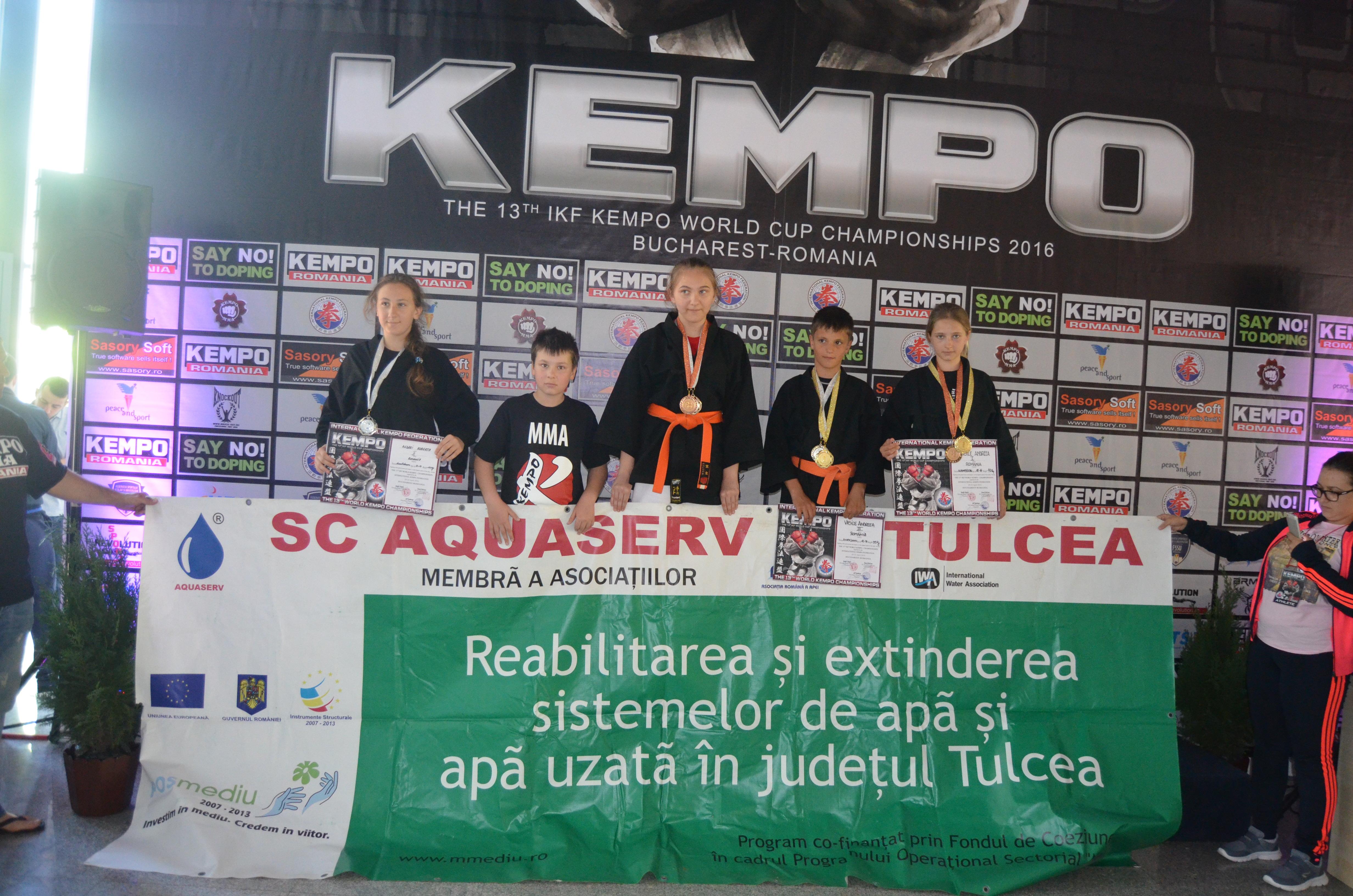 Campionatul Mondial de Kempo Individual