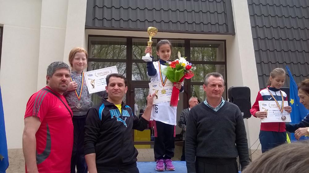 Două medalii de aur obţinute de sportivii de la ACS Atletic Delta, din Chilia Veche!