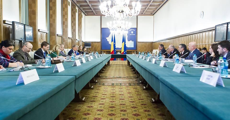 Preşedintele Horia Teodorescu a predat conducerea Euroregiunii Dunărea de Jos lui Anatolii Urbanskiy, preşedinte al Consiliului Regional Odesa