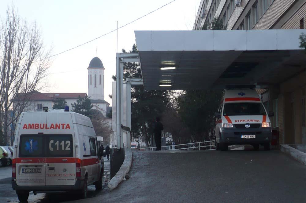 Peste 300 de tulceni au avut nevoie de ambulanţă de Paşte