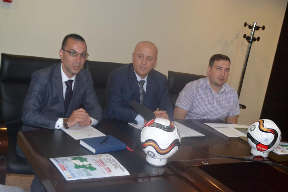 Campionatul Naţional de Minifotbal, organizat la Tulcea