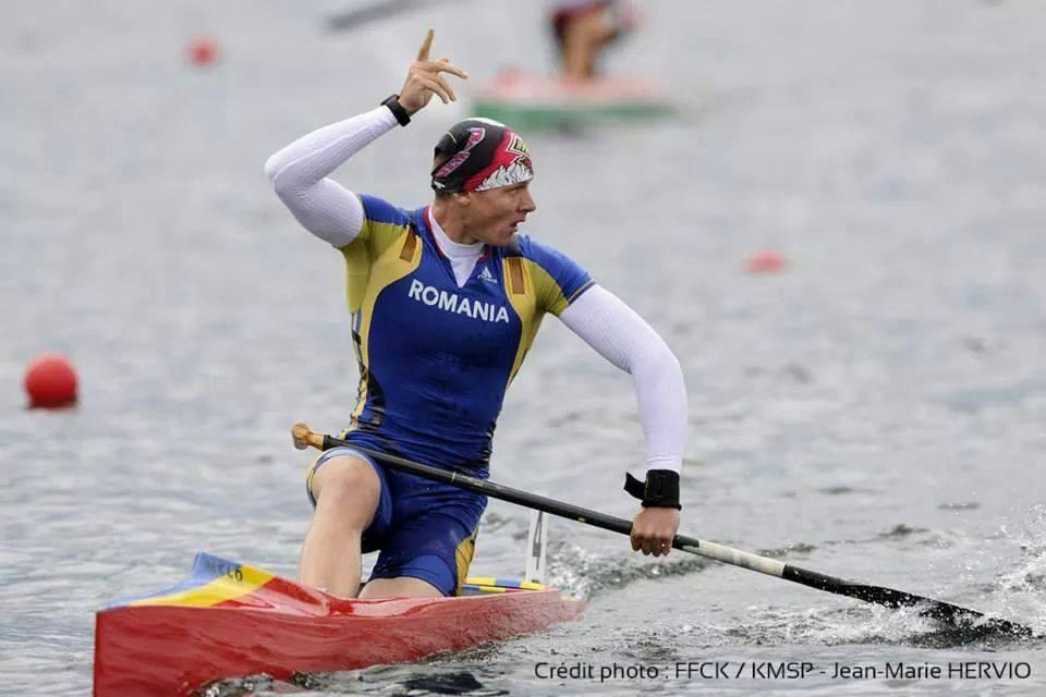 Canoistul tulcean  Leonid Carp, dublă calificare la Jocurile Olimpice!