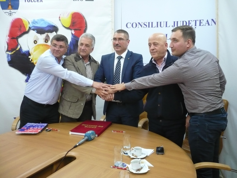 Capitala sportului românesc se mută la Tulcea