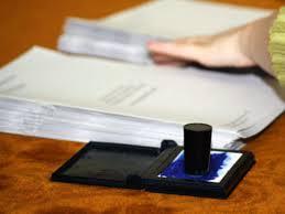 Machetele buletinelor de vot pentru alegerile locale din  municipiu sunt gata