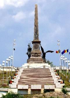 Manifestări dedicate zilei de 9 Mai la Monumentul Independenţei