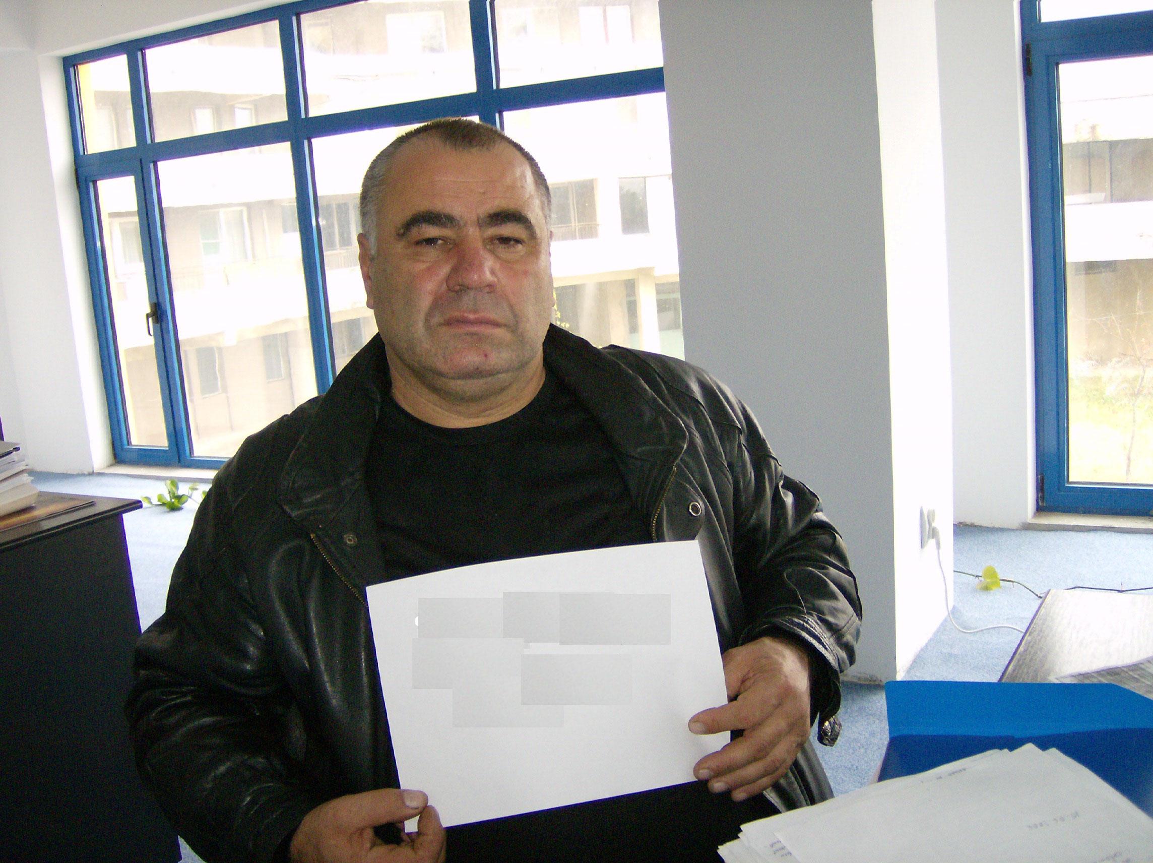 """Neculai Ranciu, protestatarul """"de serviciu"""" al municipiului, săltat de procurorii DIICOT"""