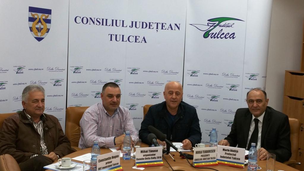 Tulcea devine capitala automobilistică a României