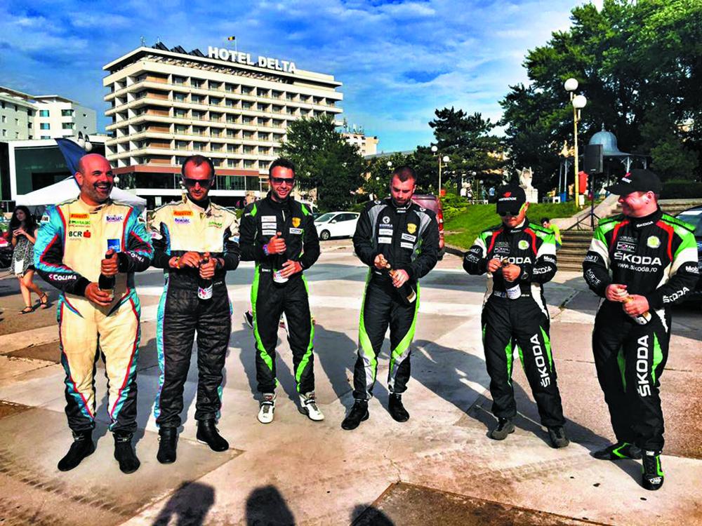 Simone Tempestini şi Marc Banca au dominat autoritar Danube Delta Rally