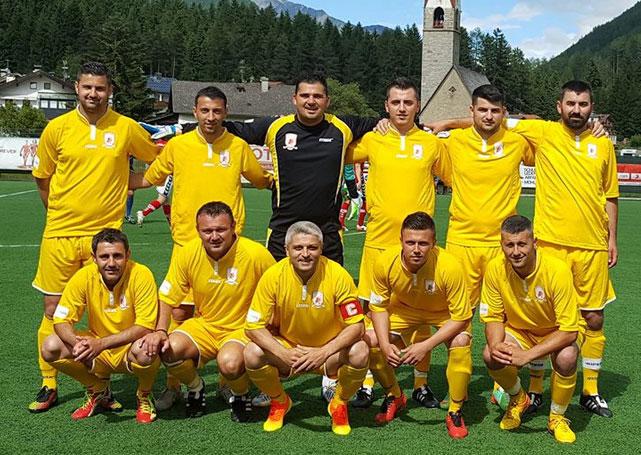 Armânamea, trei înfrângeri în grupa D de la Campionatul European