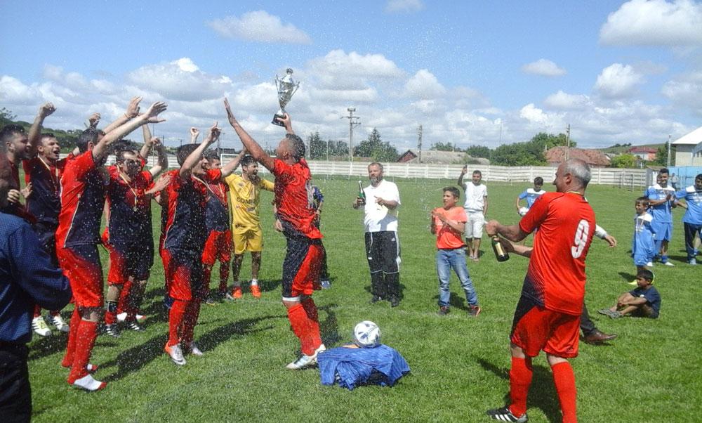 Baraj pentru Liga a III-a: Şoimii Topolog întâlneşte pe Sportul  Chiscani