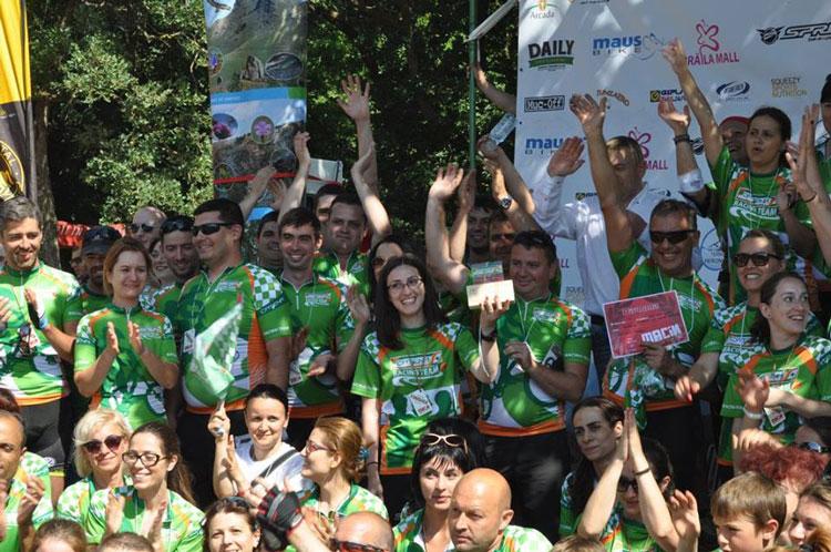 """Ciclism: """"Măcin Mountain Fun"""", cea mai tare competiţie de profil din estul ţării"""