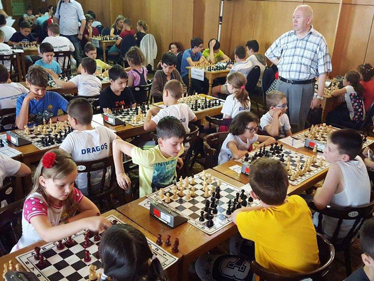 Performanţă naţională inedită la şah pentru judeţul Tulcea