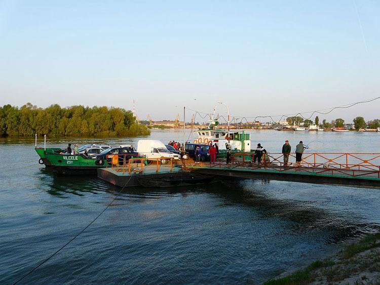 Podul peste Dunăre, prins la finanţare pe Programul Operaţional Infrastructura Mare