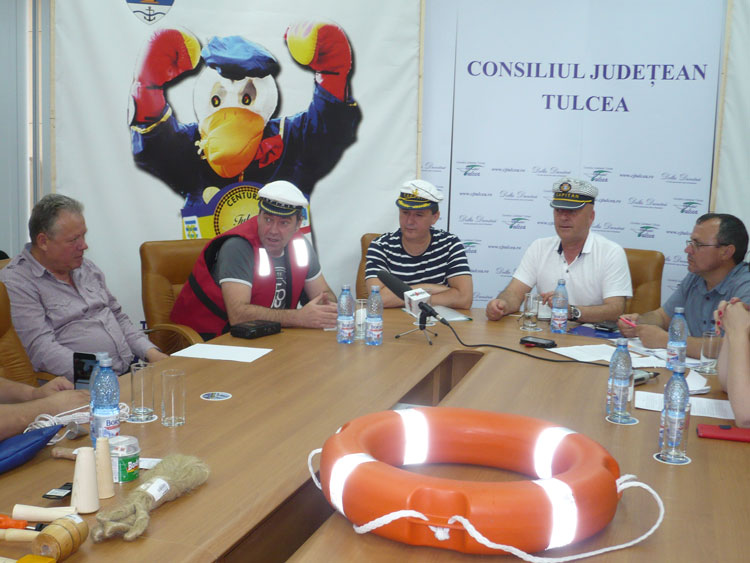 Preşedintele Teodorescu, atac la dominaţia Navrom