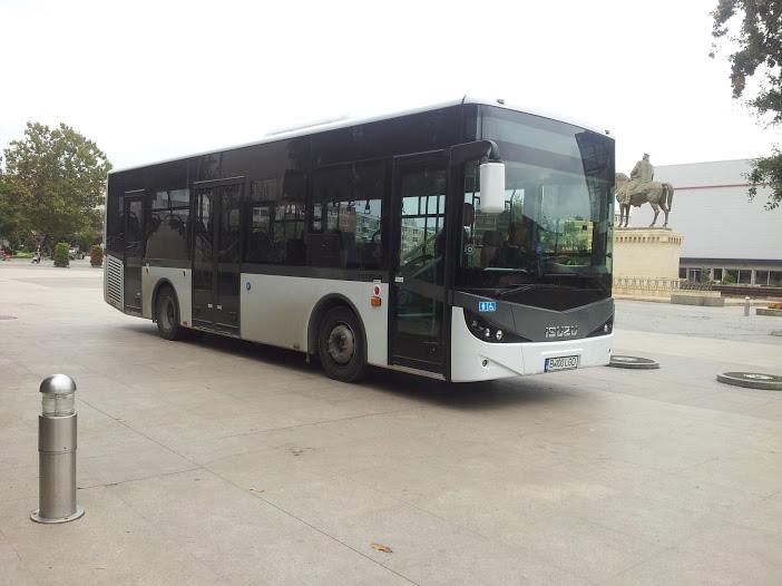 Autobuze noi şi pentru tulcenii din cartierele mărginaşe ale municipiului