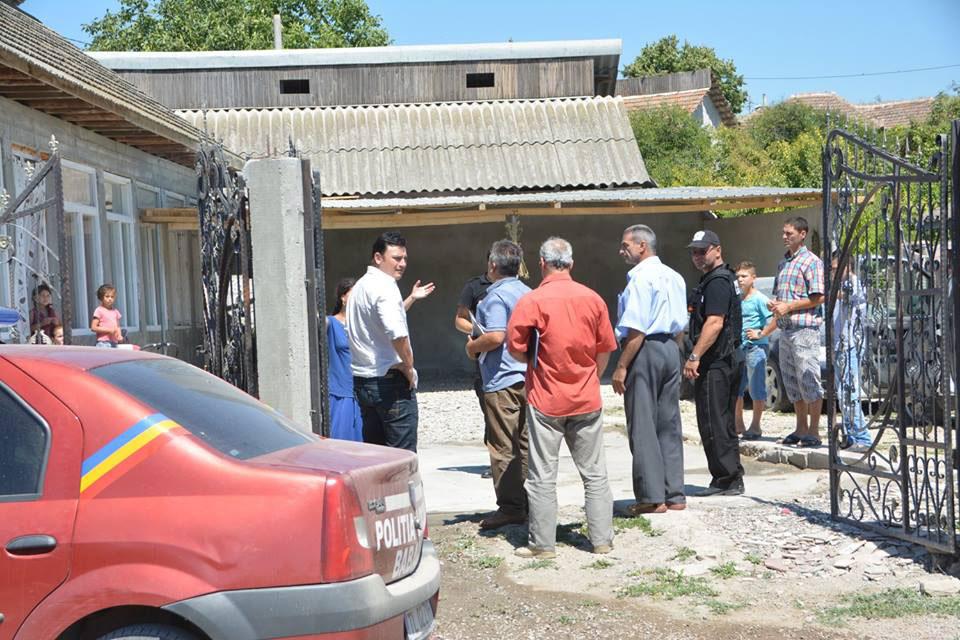 Continuă controalele în Babadag: construcţiile ridicate cu autorizaţie, în vizorul autorităţilor