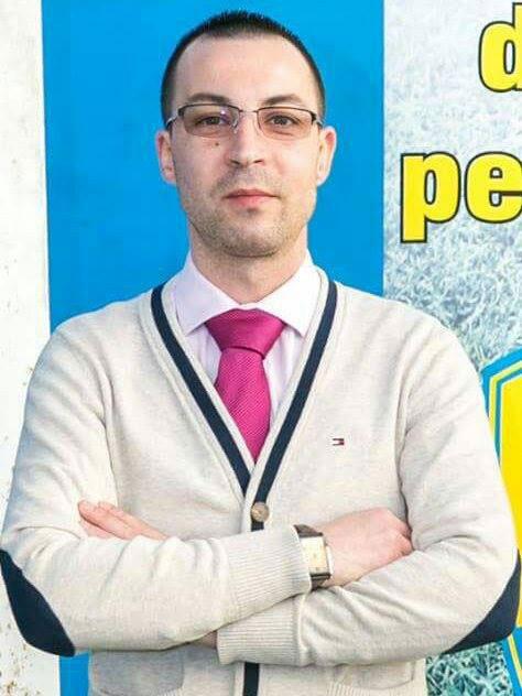 """Victor Chiriazic: """"Visul meu este să aprind luminile pe stadionul Delta"""""""
