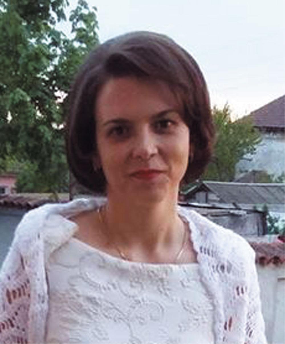 Dr. Mihaela Vasile, singurul medic din Pediatrie