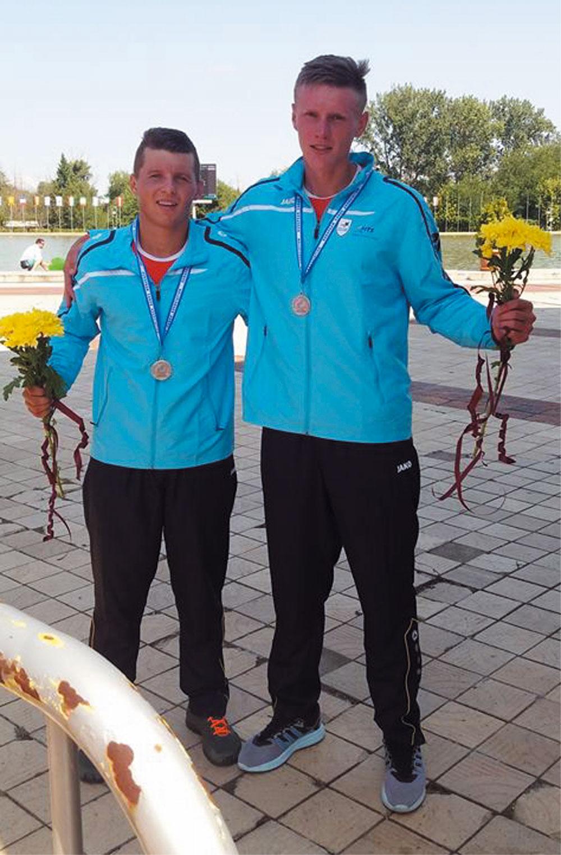 Kaiac – canoe, finalele Mondialelor de la Minsk