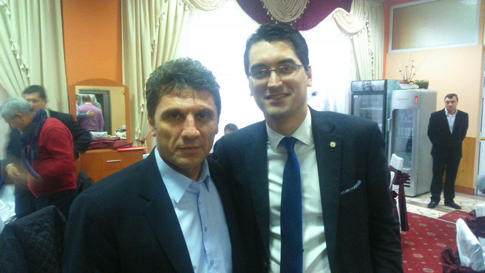 Preşedintele FRF Răzvan Burleanu vine la Tulcea