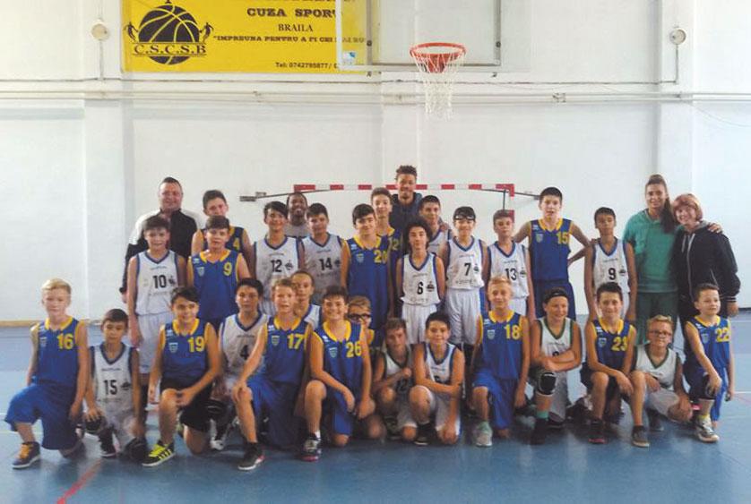 CSS Tulcea, debut în campionatul naţional U13