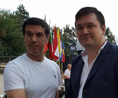 Centura Dunării 2016, primul gong în prezenţa multiplului campion mondial şi naţional Mihai Leu