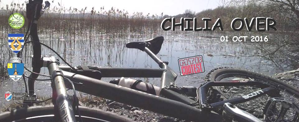 Chilia Over, competiţie de MTB în Delta Dunării
