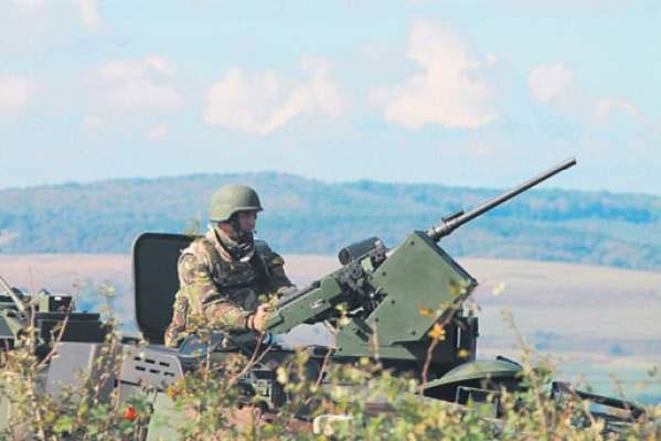Exerciţiu militar internaţional de amploare la Babadag