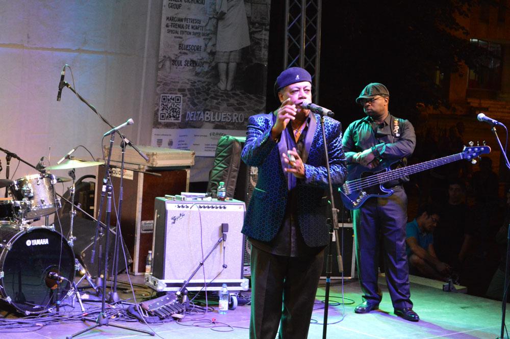 Marele muzicuţist american Billy Branch a încheiat cu stil ediţia a doua a Festivalului Dichis'n'Blues