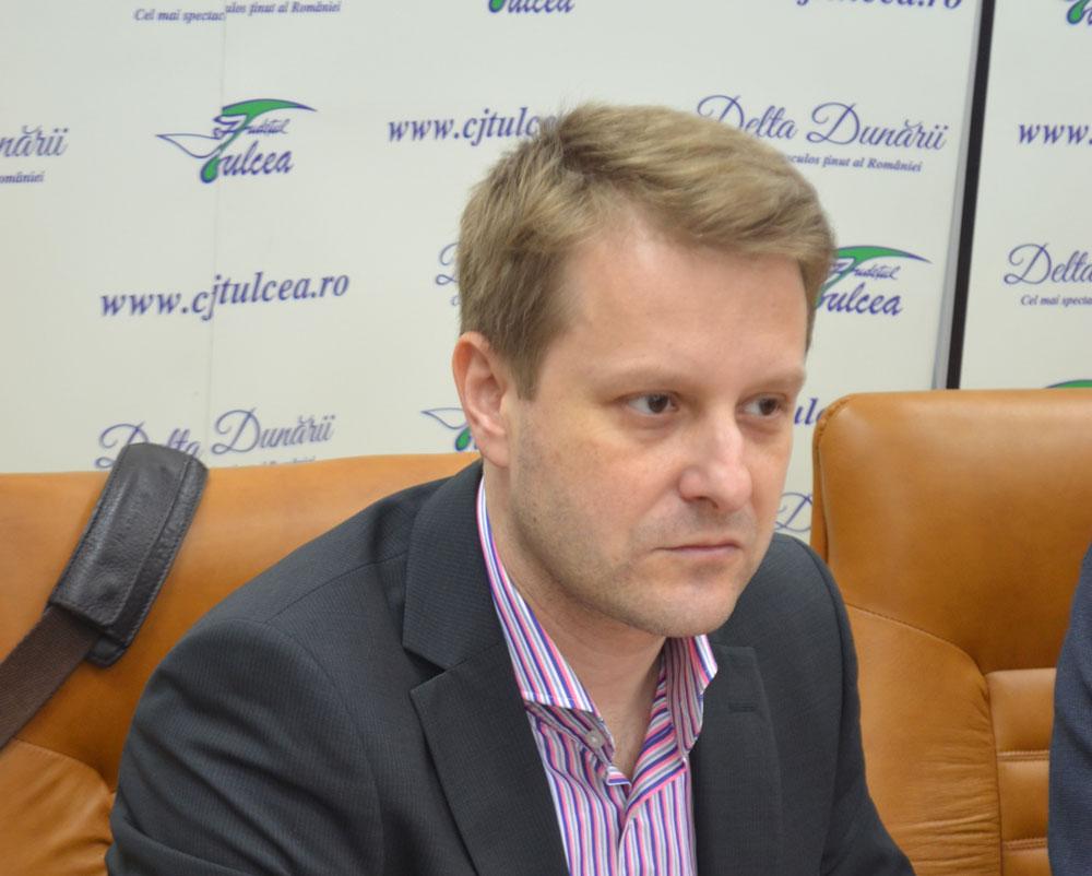 Managerul SJU Tulcea, dr. Tudor Năstăsescu, în contextul crizei de la ATI: