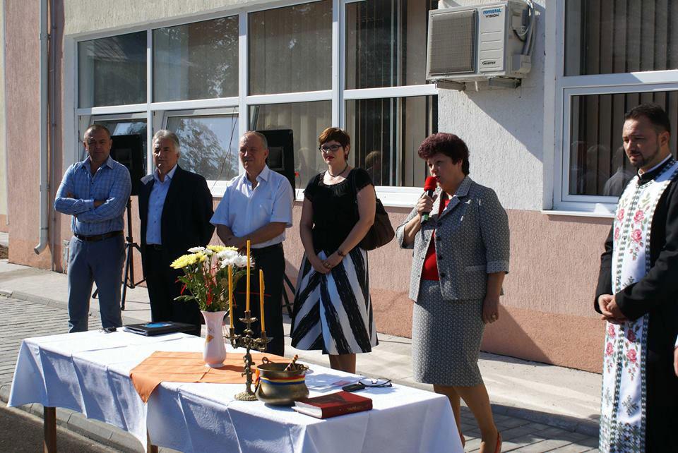 """Primarul Constantin Hogea a deschis noul an şcolar la Colegiul Agricol """"Nicolae Cornăţeanu"""""""
