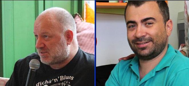 """Ştefan Caraman şi Marian Ilie, tulcenii care luptă pentru marele trofeu al Campaniei """"Oamenii Timpului"""""""