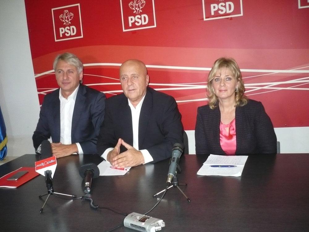 PSD Tulcea depune azi dosarele de candidatură la BEJ