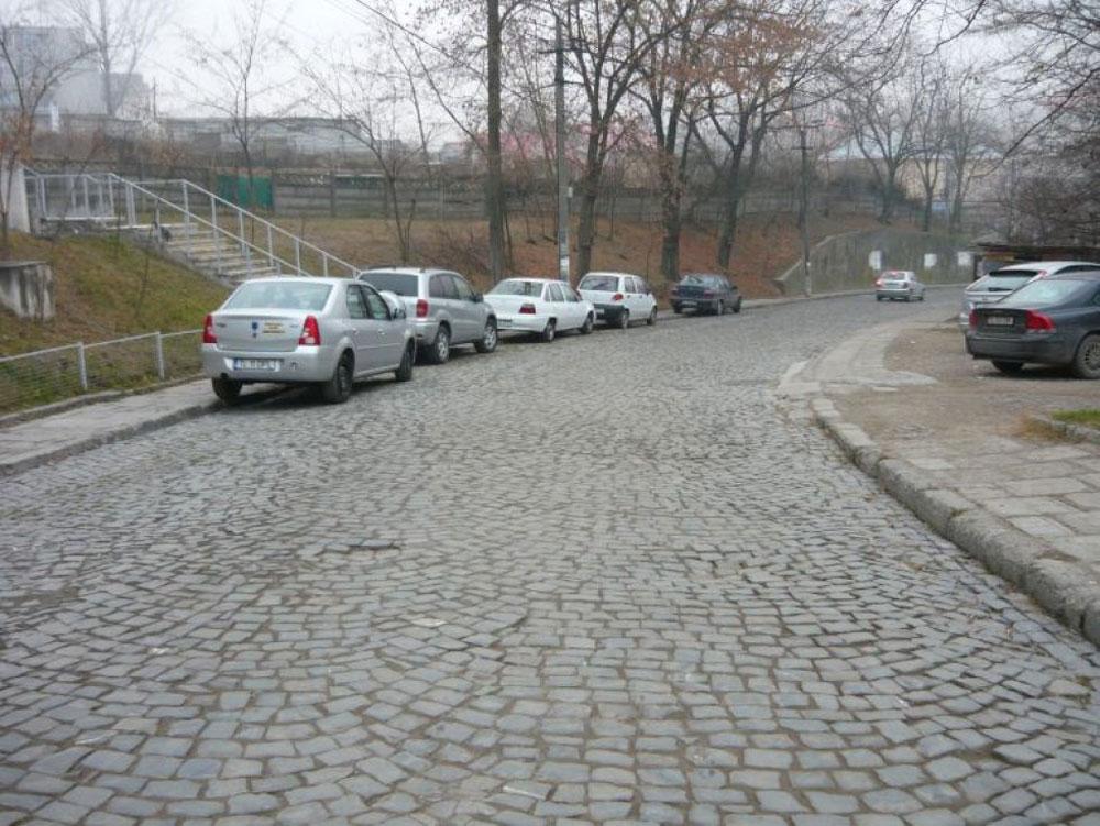 Lucrări de infrastructură pe strada I. L. Caragiale,  autobuzele 1, 2 şi 4 vor circula deviat