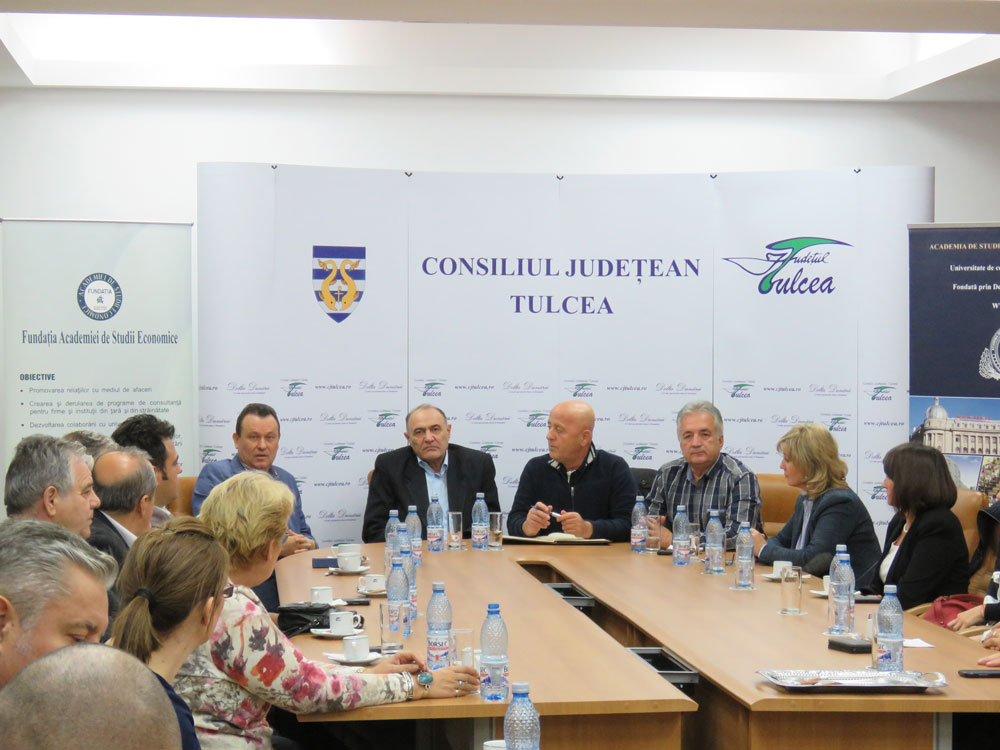 Mai multe universităţi din ţară, interesate să deschidă filiale la Tulcea