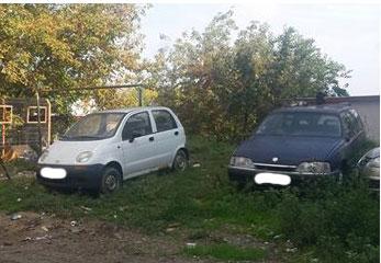 Statistica la zi a Primăriei Tulcea: 103 maşini abandonate luate în evidenţă, 66 deja ridicate de proprietari