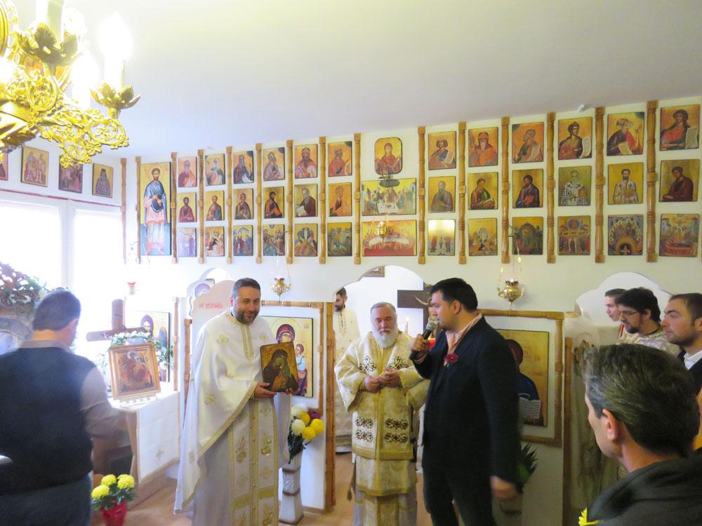 Capela Căminului pentru persoanele vârstnice din municipiu şi-a sărbătorit Hramul, de Sf. Nectarie