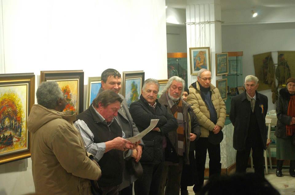 Dobrogea, sărbătorită şi la Galeriile de Artă ale UAP Tulcea