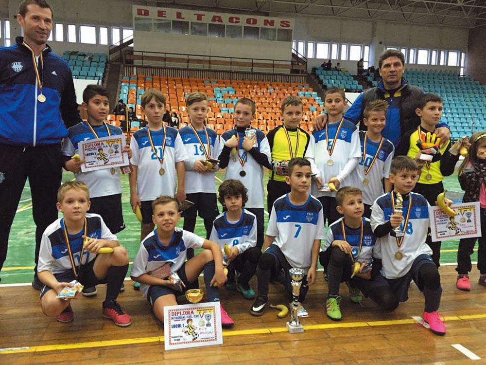 Trofeele Gheorghe Ola şi Gheorghe Ene, adjudecate de CSM Delta Aegyssus