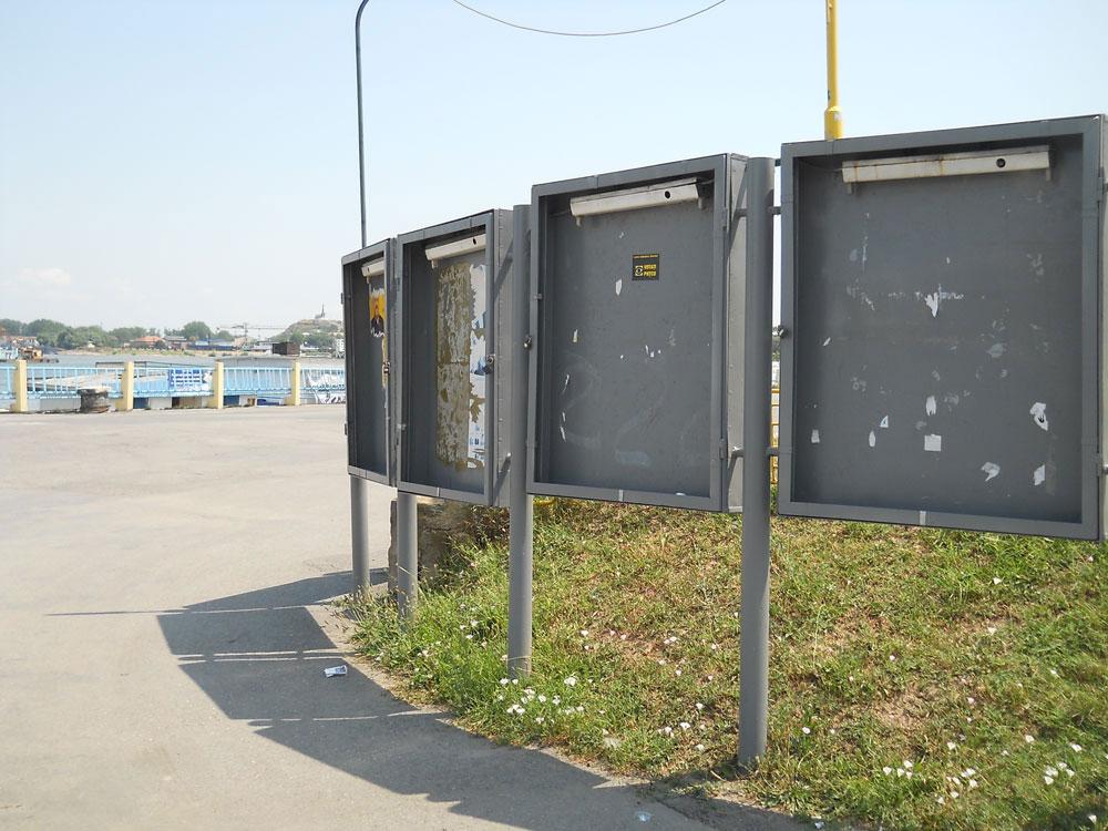 Şase cereri depuse de candidaţi pentru repartizarea spaţiilor de afişaj electoral din municipiu
