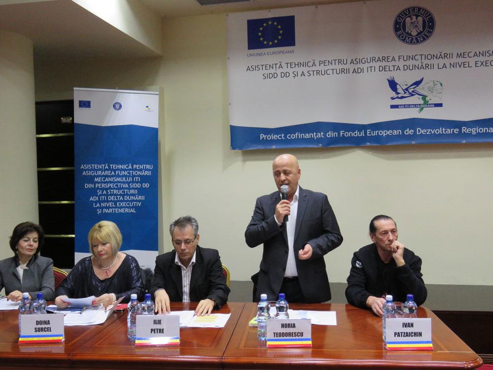 Aproape 10 milioane de lei, bani europeni pentru asistenţa tehnică a ADI ITI Delta Dunării