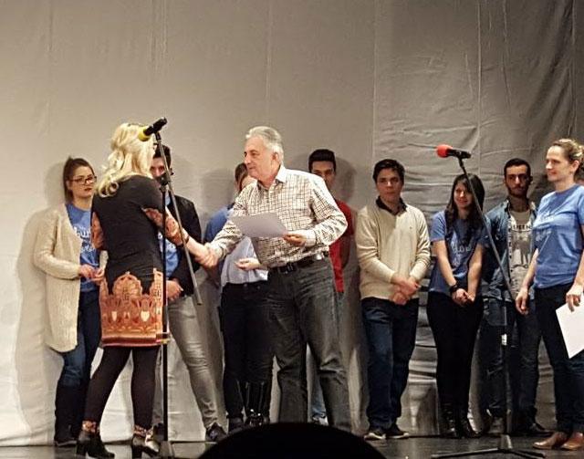 Peste 100 de tineri tulceni, premiaţi la cea de-a cincea ediţie a Galei Voluntarului