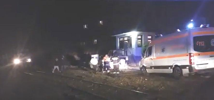 Tragedie în Tulcea: un bărbat a murit călcat de tren