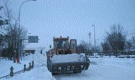 Vine iarna grea în municipiu!